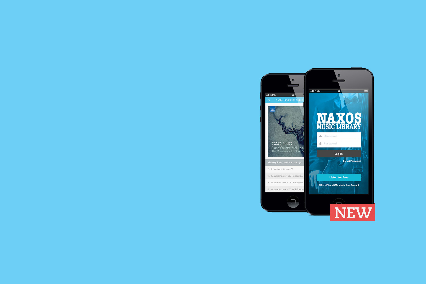 The Naxos Music Library App for Android is Here! – LYRASIS NOW