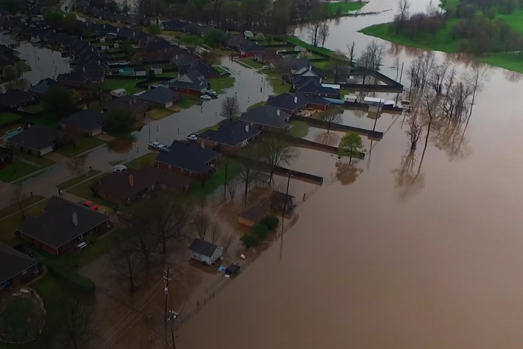 Flooding in Louisiana: Preservation Resources